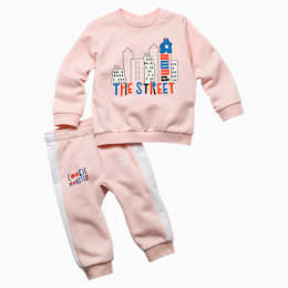 Sesame Street Babies' Jogger, Veiled Rose, small-SEA