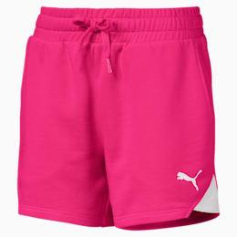 Alpha Girls' Sweat Shorts