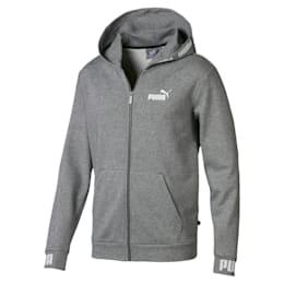Amplified Hooded Men's Sweat Jacket