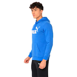 ESS+ Hoody FL, Strong Blue Heather, small-IND