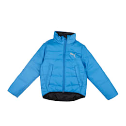 Ess Padded Jacket, Strong Blue, small-IND