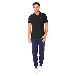 Modern Sports Polo, Cotton Black, small-IND