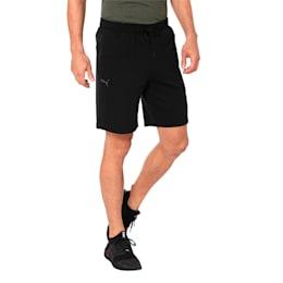 One8 VK Men's Sweat Shorts, Puma Black, small-IND