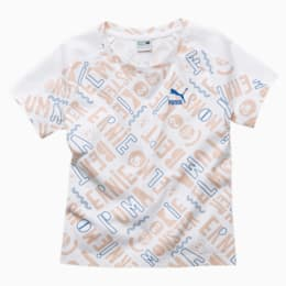 Sesame Street All-Over Printed Girls' Tee