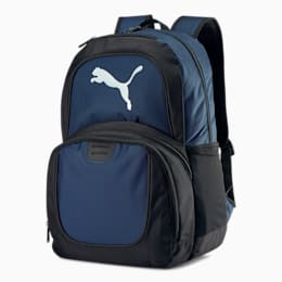 PUMA Contender Ball Backpack, Navy, small