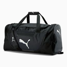 PUMA Contender Duffel Bag, Black, small