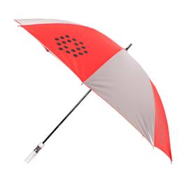 ゴルフ UVカット シルバー 70 傘, Puma red, small-JPN