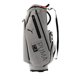 ゴルフ CA キャディバッグ, light gray heather, small-JPN