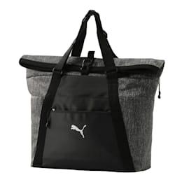 ゴルフ トートバッグ フュージョン, Puma Black / Medium Gray hea, small-JPN