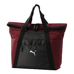 ゴルフ トートバッグ フュージョン, Puma Black / High Risk Red, small-JPN