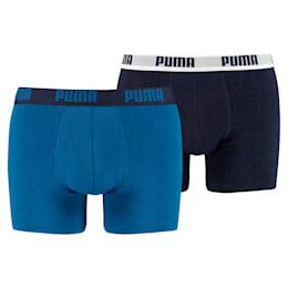 Pack de 2 boxers curtos Basic