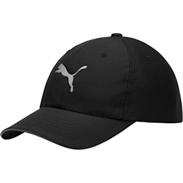 Mesh Running Hat, black, small