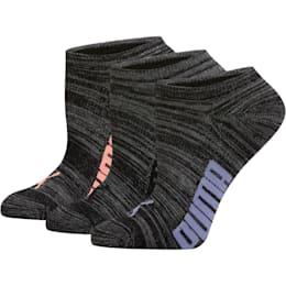 Calcetines tobilleras para mujer (paquete de 3)