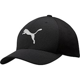 Boost Performance Flexfit Cap, BLACK, small