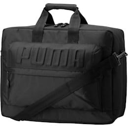 DOCUMENT MESSENGER BAG, BLACK, small