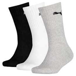 Kids' Sports Socks 3 Pack