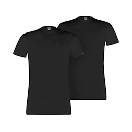 Basic Crew Neck T-Shirt 2 Pack