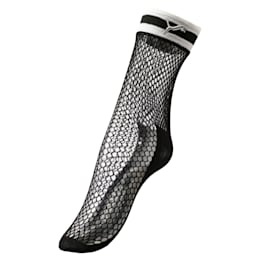 PUMA x SELENA GOMEZ Fishnet Women's Socks