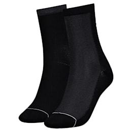 Lot de deux paires de socquettes Radiant pour femme, black, small