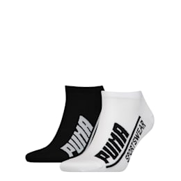 PUMA Logo Men's Trainer Socks (2 pack)