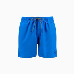 PUMA Swim Mid-Length-badeshorts til mænd – synlig løbesnor