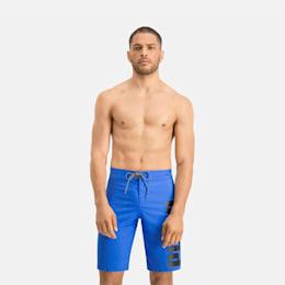 PUMA Swim Herren Lange Boardshorts, blue, small
