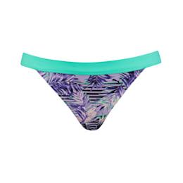 Bas de bikini à motifs PUMA Swim pour femme