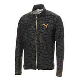 ゴルフ ヘリテージ ニット ブルゾン, Puma Black, small-JPN