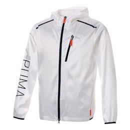 ゴルフ CA ウインド ジャケット, Bright White, small-JPN