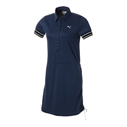 ゴルフ ウィメンズ リボン SSドレス 半袖