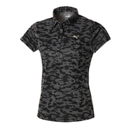ゴルフ ウィメンズ カモジャカード SSポロシャツ 半袖
