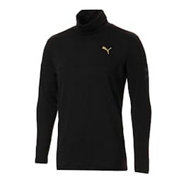 ゴルフ タートルネック LS シャツ 長袖