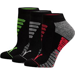 Calcetines cortos de felpa 1/2 para mujer [paquete de 1]