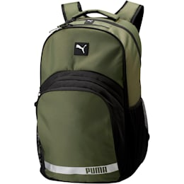 Formation 2.0 Ball Backpack, Olive, small