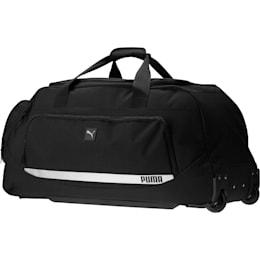 """PUMA Formation 2.0 28"""" Rolling Duffel Bag, Black, small"""