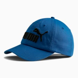 PUMA #1 Relaxed Fit Adjustable Hat, Blue Combo, small