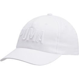 PUMA Classic Dad Cap, White, small