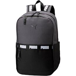 Streak Backpack, Grey/Black, small