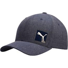 Decimal FLEXFIT Cap, Navy, small