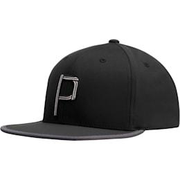Compound P Snapback, Black, small