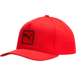 Chromatic Snapback, Red/Black, small
