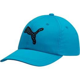 Steep Performance Women's Adjustable Cap, Blue, small