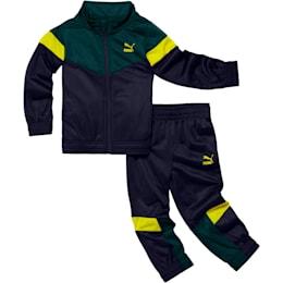 Infant + Toddler Jacket + Pants Set, PEACOAT, small
