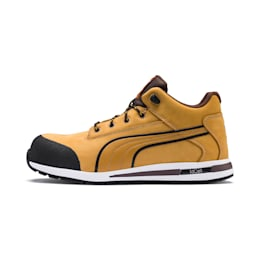 Safety Shoes Dash Wheat Mid