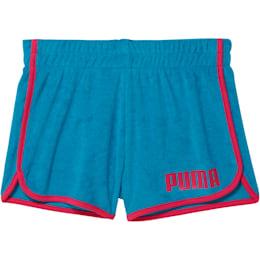 Shorts Fashion para niña joven, CARRIBEAN SEA, pequeño