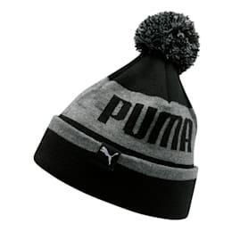 PUMA Block Cuff Pom Men's Beanie