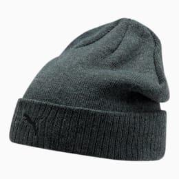 Sitio de PUMA Gorro de lana con dobladillo para hombre