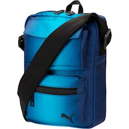 PUMA Gradient Portable Shoulder Bag, Navy Combo, small