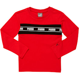 Amplified Pack Toddler Pieced Long Sleeve Tee
