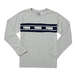 Amplified Pack Boys' Pieced Long Sleeve Tee JR